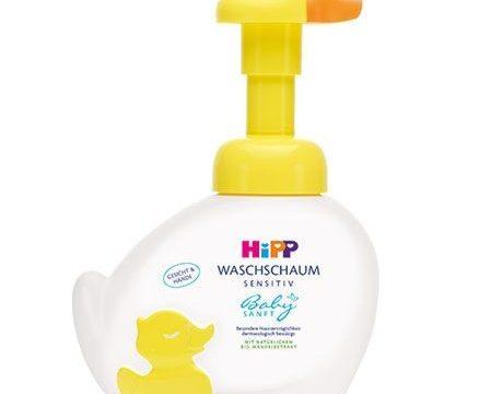 Hipp Babysanft El Yıkama Köpüğü 250ml
