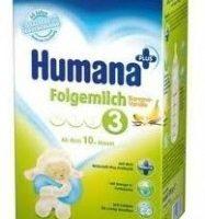 Humana 3 500gr.