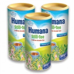 Humana Still-Tee 3 lü Set 3x200gr Kullananlar