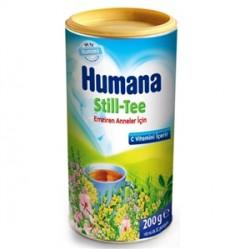 Humana Still-Tee Emziren Anneler İçin Hazır Çay 200gr Kullananlar