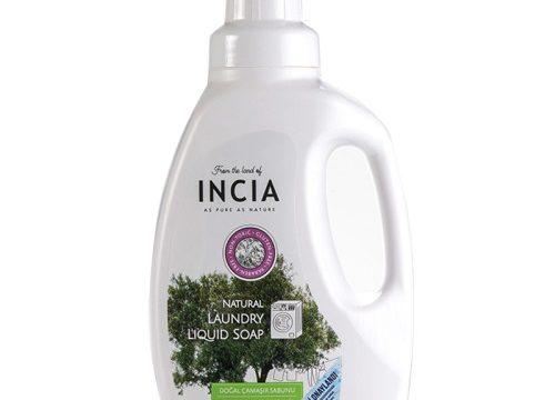 INCIA Doğal Çamaşır Makinesi Sabunu 750ml