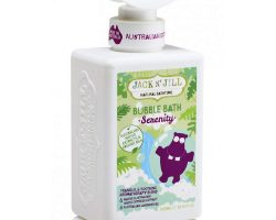 Jack and Jill Natural Bathtime Bubble Bath Serenity 300ml