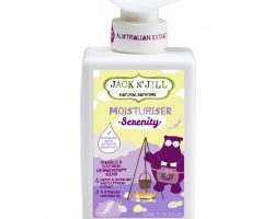Jack and Jill Natural Bathtime Moisturiser Serenity 300ml