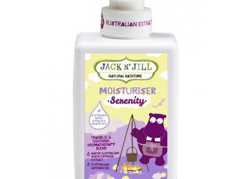 Jack and Jill Natural Bathtime Moisturiser Serenity 300ml