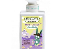 Jack and Jill Natural Bathtime Moisturiser Simplicity 300ml