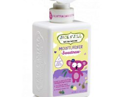 Jack and Jill Natural Bathtime Moisturiser Sweetness 300ml