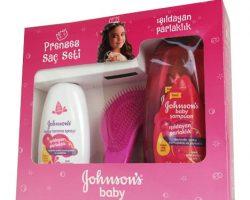Johnson Baby Prenses Saç SETİ
