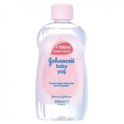 Johnsons Baby Yağ Klasik 300ml