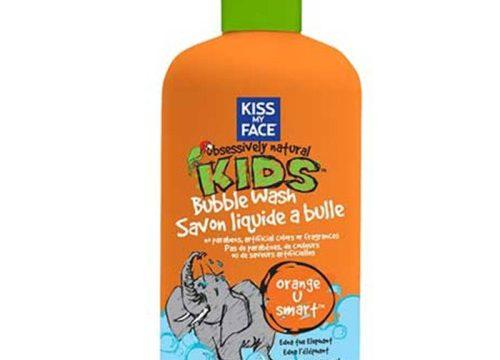 Kiss My Face Çocuklar İçin Doğal Banyo Köpüğü 355ML