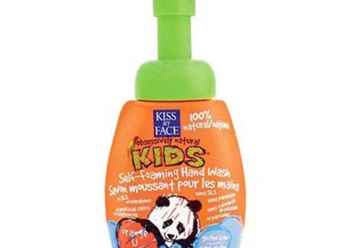 Kiss My Face Çocuklar İçin Doğal Köpük El Sabunu 236ML