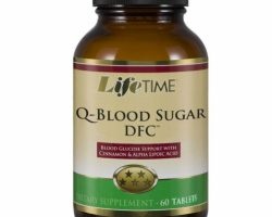 LifeTime Q-Blood Sugar DFC 60 Tablet Kullananlar
