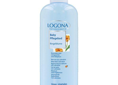 Logona Bebek Banyo Köpüğü 200ml – Organik Altıncık Çiçeği Özlü
