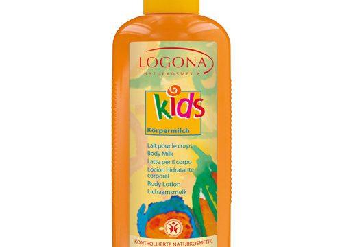 Logona Çocuk Bakım Vücut Sütü- Losyonu 200ml