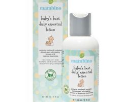 Mambino Baby s Best daily Essential Lotion 150ml