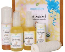 Mambino Just Hatched Baby Arrival Kit