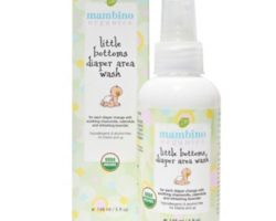 Mambino Little Bottoms Diaper Area Wash 150ml