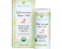 Mambino Little Bottoms Diaper Balm – 18gr