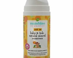 Mambino SPF30 Baby&Kids Natural Mineral Sunscreen 100ml