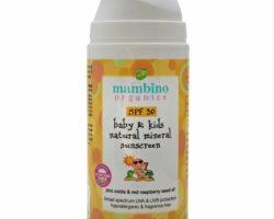 Mambino SPF30 Baby&Kids Natural Mineral Sunscreen 100ml