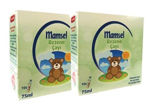 Mamsel Rezene Monodoz Çayı 15 x 5ml 2 Adet