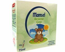 Mamsel Rezene Monodoz Çayı 75ml – 15x5ml