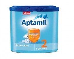 Milupa Aptamil 2 Mama 400 gr (Akıllı Kutu)