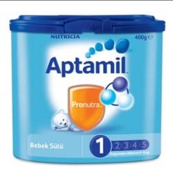 Milupa Aptamil Pronutra 1 400gr (Akıllı Kutu)