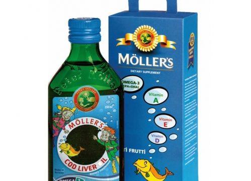 Möller s Omega-3 Cod Liver Oil Balık Yağı 250 ml Kullananlar