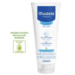 Mustela 2 in 1 Hair and Body Wash 200ml – Avokado 200ml
