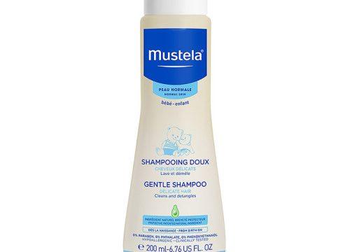 Mustela Baby Gentle Shampoo 200ml