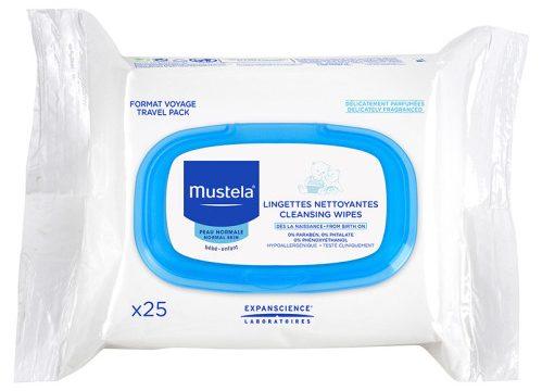 Mustela Facial Cleansing Cloths 25 Adet