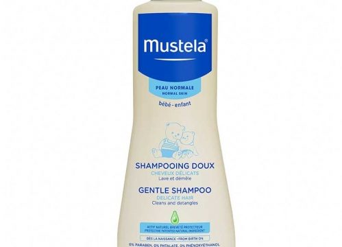 Mustela Gentle Baby Shampoo 500 ml