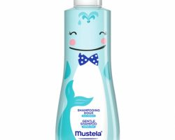 Mustela Limited Edition Gentle Shampoo 500 ml