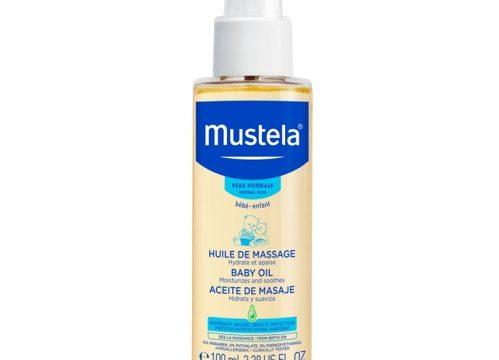Mustela Massage Oil 100ml