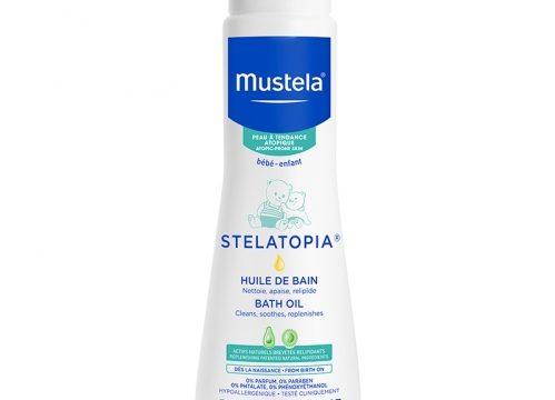 Mustela Stelatopia Bath Oil 200ml.