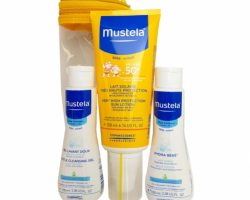 Mustela Very High Protection Sun Lotion Spf50 200ml Güneş SETİ