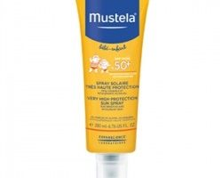 Mustela Very High Protection Sun Spray 200ml YENİ