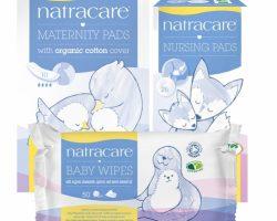 Natracare Anne ve Bebeklere Özel Doğal ve Organik 3lü SET