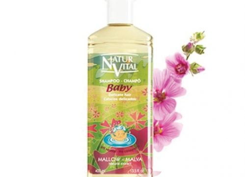 Natur Vital Baby Shampoo 400ml