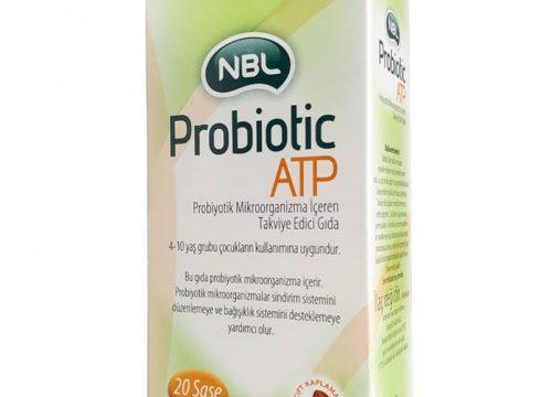 NBL Probiotic ATP Takviye Edici Gıda 20 Saşe Kullananlar