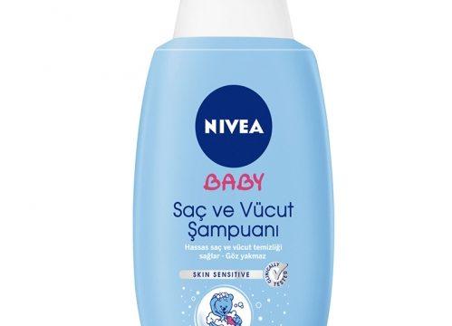 Nivea Baby Şaç ve Vücut Şampuanı 500ml