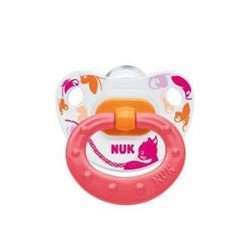 Nuk Happy Days Ortodontik Silikon Emzik 18-36 ay