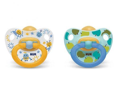 NUK Happy Kids Kauçuk Emzik 2 li 18-36 ay No:3
