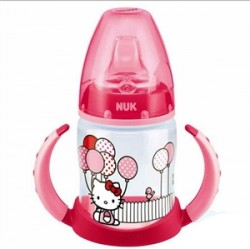 Nuk Hello Kitty Learner Biberon 150ml