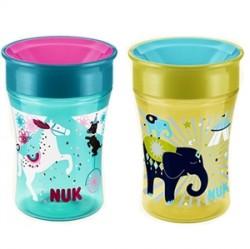 Nuk Magic Cup Özel içme bardağı 250mL