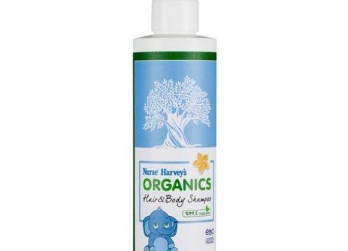 Nurse Harveys Organic Hair and Body Shampoo 200ml