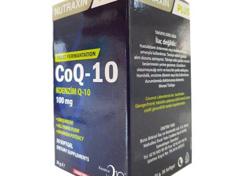 Nutraxin Coq-10 30 Softgel Kullananlar