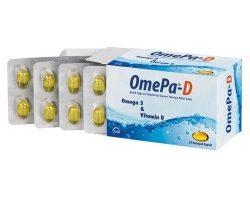Omepa-D Omega 3 & Vitamin D 50 Kapsül Kullananlar
