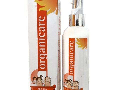 Organicare Baby Sunscreen Bebek ve Çocuk Koruyucu Güneş Losyonu 125ml
