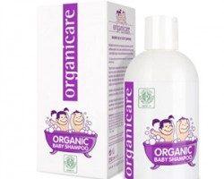 Organicare Organic Baby Shampoo Organik Saç ve Vücut Şampuanı 250ml